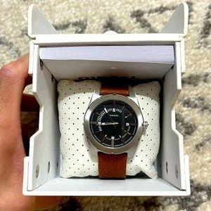 Diesel Men's Waist Watch # DZ1631 Genuine Leather